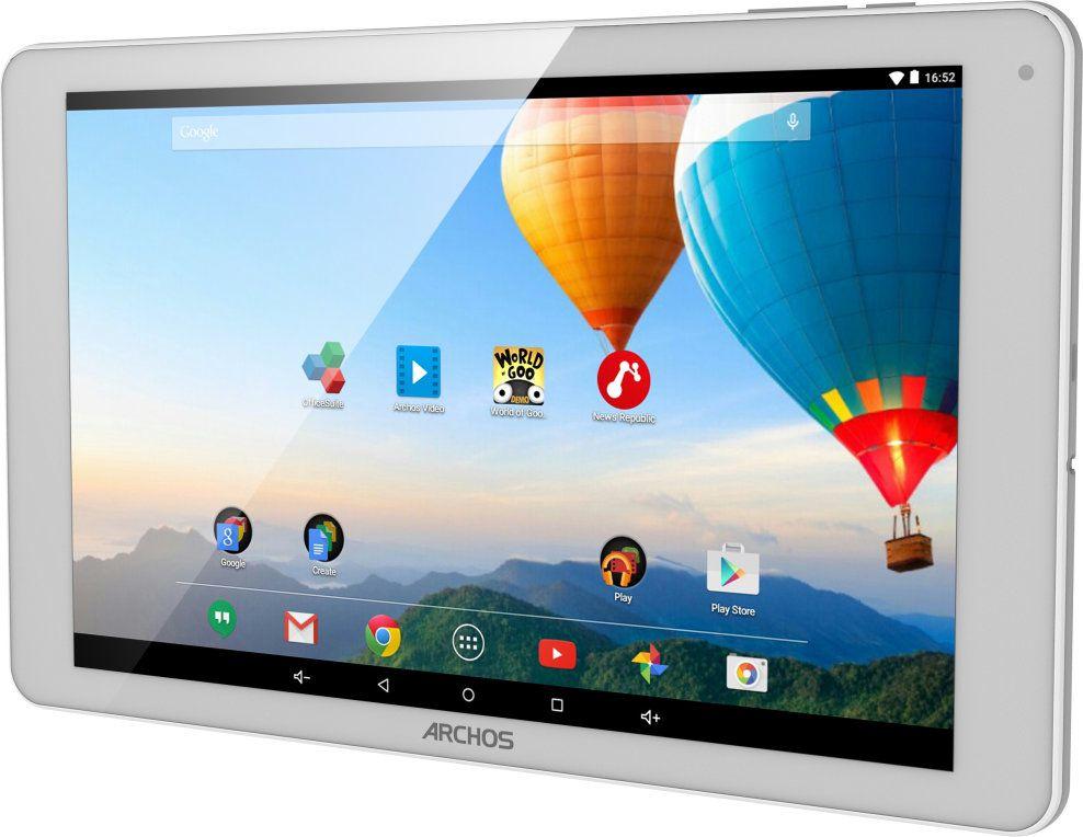 Ver Archos Xenon 101b 16GB 3G Plata