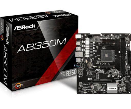 Ver Asrock AB350M