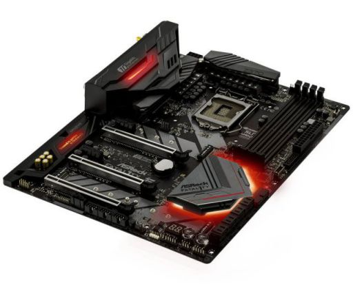 Ver Asrock Fatal1ty Z370 Professional Gaming