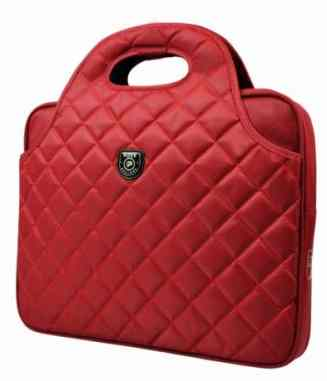 Bolso Firenze Femenine Carmin Red 156
