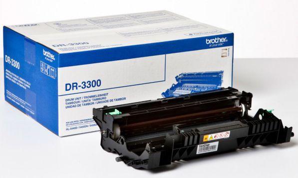 Ver Brother DR 3300 30000paginas tambor de impresora