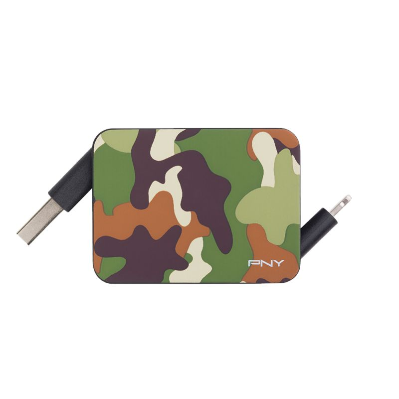 Ver CABLE PNY ROLL IT CAMMO LIGHTNING