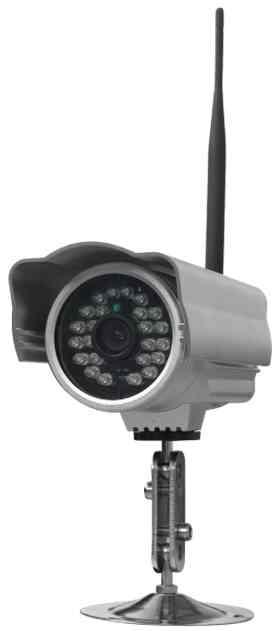 Videovigilancia camara ip wifi exterior vision nocturna - Camaras videovigilancia exterior ...