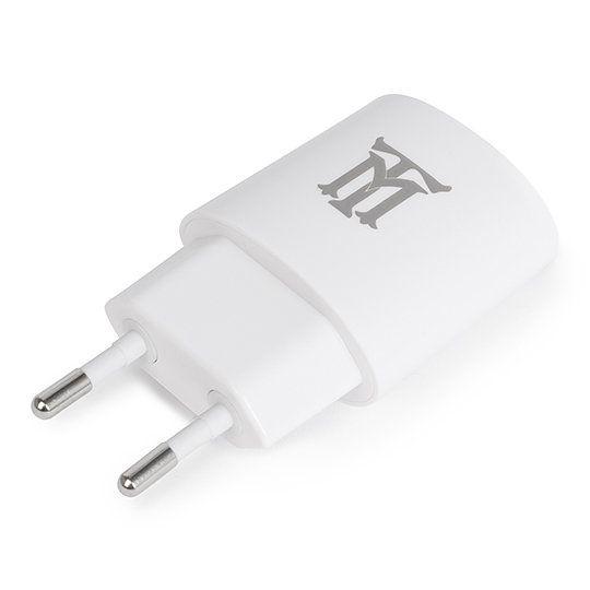 CARGADOR PARED MAILLON 1 USB 21A