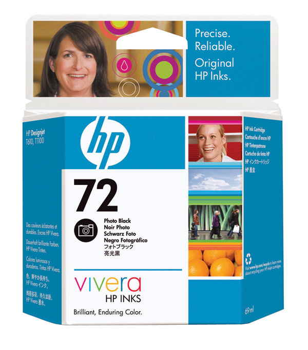 Ver CART HP  72 PHOTO BLACK INK CAAR