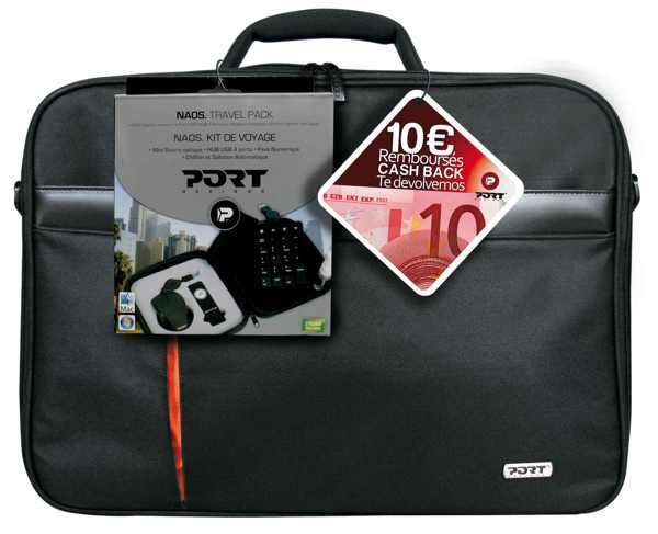 Cashback Travel Pack 5 Accessories