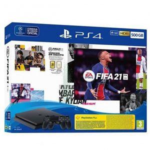 Consola Sony Ps4 500gb Fifa 21 Dual