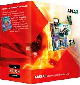 Cpu Amd A6 X3 3500 2 1ghz Fm1 3mb 65w