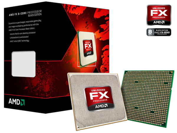 Cpu Amd Fx6 6100 33ghz Am3  6mb Black 95w