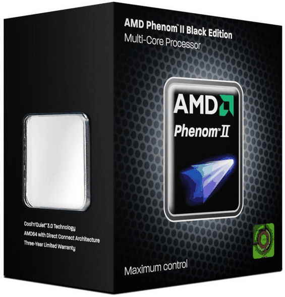 Cpu Amd Phenom Ii X6 1075t Am33