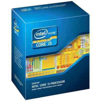 Cpu Intel Core I5 2500k 33ghz