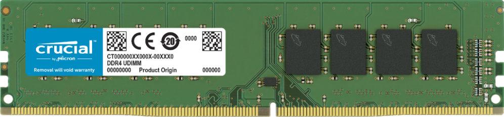 Ddr4 Crucial 16gb 2666 Ct16g4dfra266