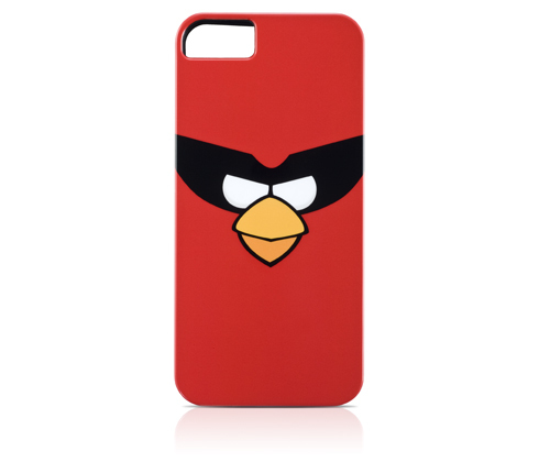 Carcasa Iphone5 Gear4 Angry Birds Space - Red Bird