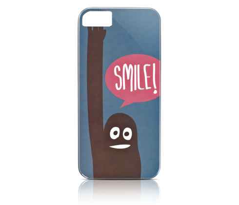 Carcasa Iphone5 Gear4 Show Case - Smile