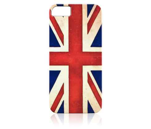 Carcasa Iphone5 Gear4 Union Jack