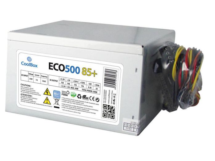 Ver CoolBox FALCOO500E85 300W Gris