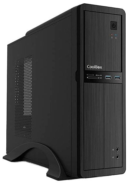 Coolbox T300 Tower Negro 500 W
