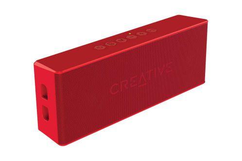 Creative Labs Creative MUVO 2 Mono Rectangulo Rojo