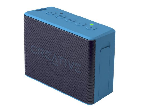 Ver Creative Labs MUVO 2c Estereo Rectangulo Azul