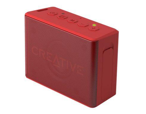 Ver Creative Labs MUVO 2c Estereo Rectangulo Rojo