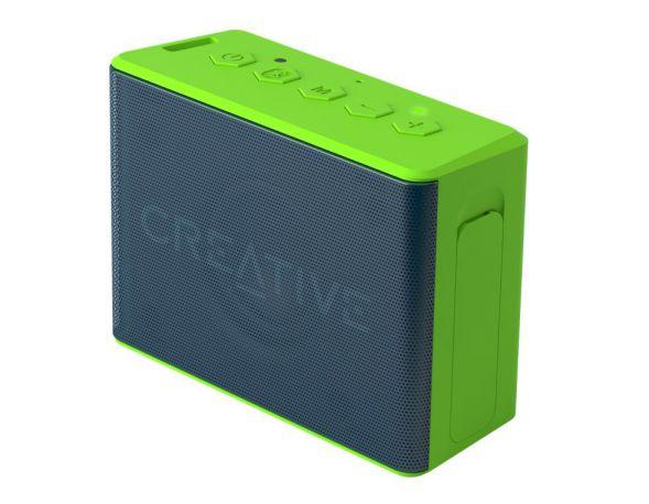 Ver Creative Labs MUVO 2c Estereo Rectangulo Verde