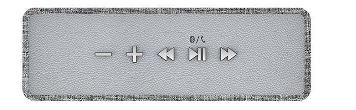 Creative Labs Nuno Estereo Rectangulo