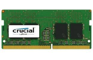 DDR4 SODIMM CRUCIAL 8GB 2400