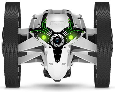 Ver Parrot DRONE JUMPING SUMO WHITE