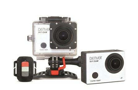 Ver Denver ACT 5030W Full HD camara para deporte de accion