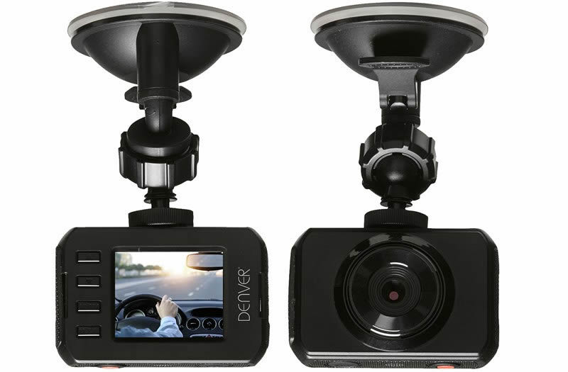 Ver Denver CCT 1301MK2 HD ready Negro dashcam