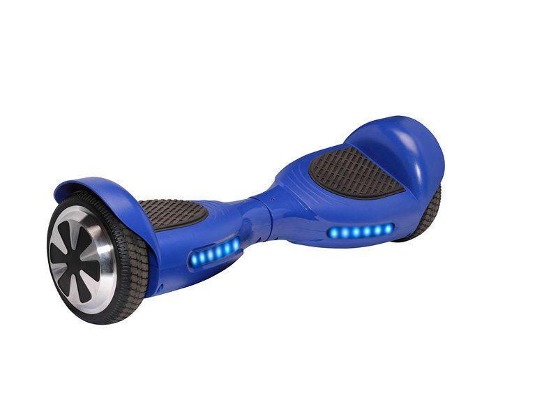 Monopatin Electrico Hoverboard Denver Dbo 6530 azul oscuro