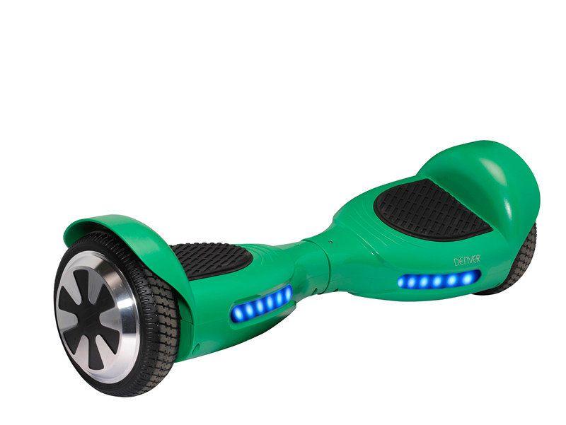 Monopatin Electrico Hoverboard Denver Dbo 6530 verde