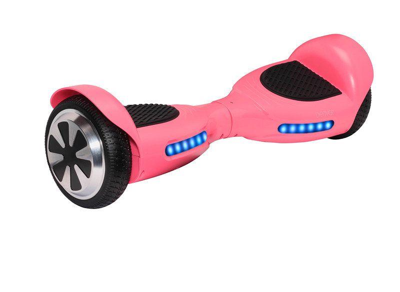 Monopatin Electrico Hoverboard Denver Dbo 6530 Rosa