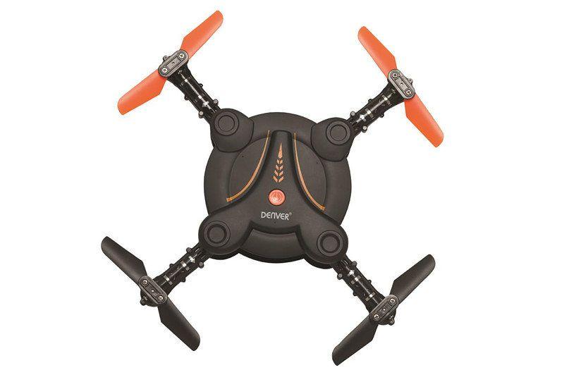 Ver Denver DCH 200 4rotores 03MP 640 x 480Pixeles 300mAh Negro dron con camara