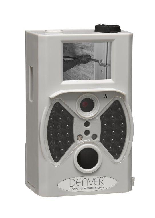 Ver Denver HSC 5003 Interior Caja Negro Gris camara de vigilancia