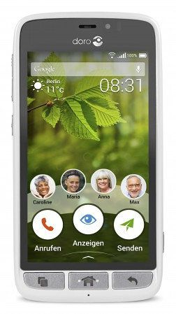 Ver Doro Liberto 8031 8GB 4G Color blanco