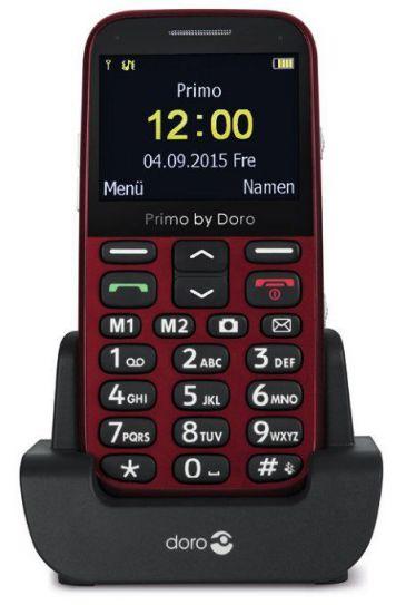 Doro Primo 366 23 87g Negro
