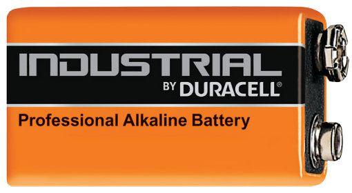 Duracell Industrial Alcalino 9V