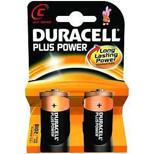 Duracell MN1400B2 Alcalino 15V bateria no recargable