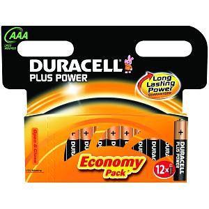 Duracell MN2400B12 Alcalino 15V bateria no recargable