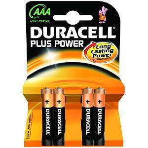 Duracell Mn2400b4 Alcalino 15v Bateria No Recargable