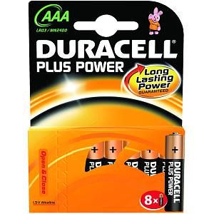 Duracell MN2400B8 bateria no recargable
