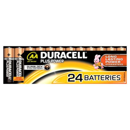 Duracell Plus Power 24 UNID