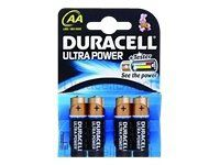 Ver Duracell Ultra Power AA 4 Pack Alcalino 15V