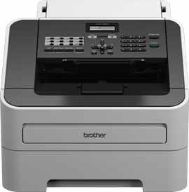 Ver FAX BROTHER FAX2840 LASER MON