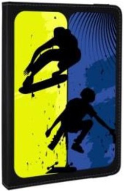 Funda Tablet E-vitta Skate Cover Stand 7