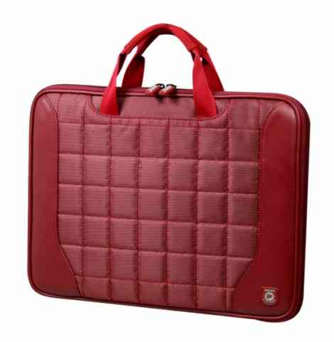 FUNDA PORTATIL BERLIN II CASE 15 6 RED