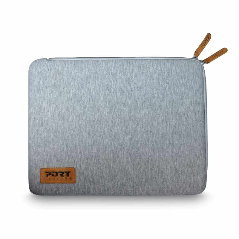 Ver FUNDA PORTATIL Port Designs TORINO SLEEVE 15 6 Gris