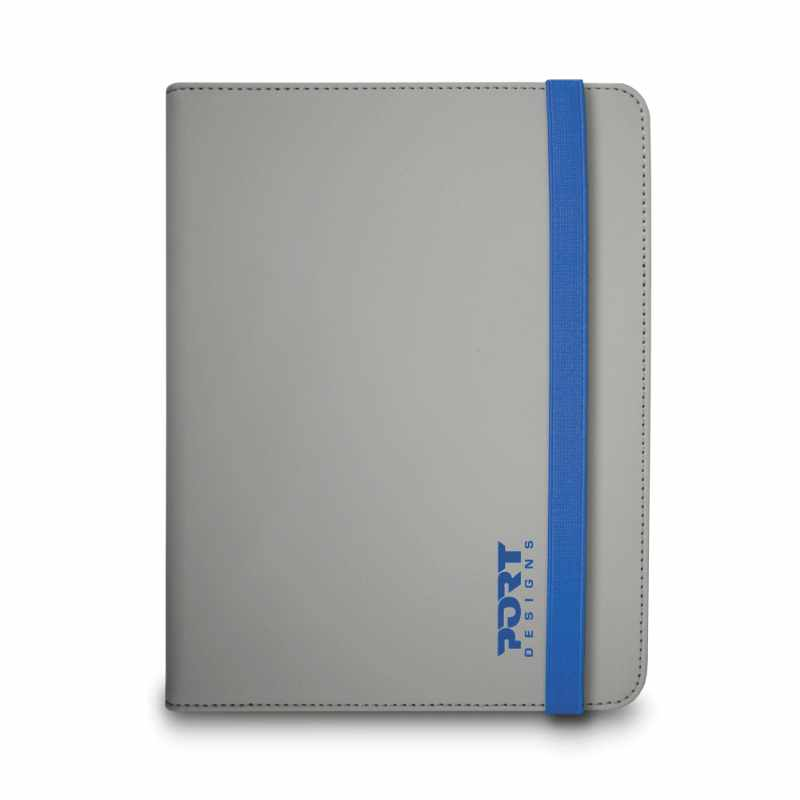Ver FUNDA TABLET Port Designs NOUMEA UNIVERSAL  GREY 7