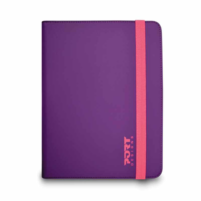 Ver FUNDA TABLET Port Designs NOUMEA UNIVERSAL  PINK 9